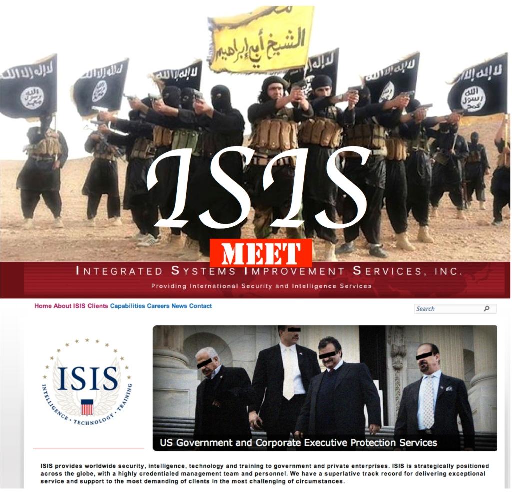 ISIS meet ISIS